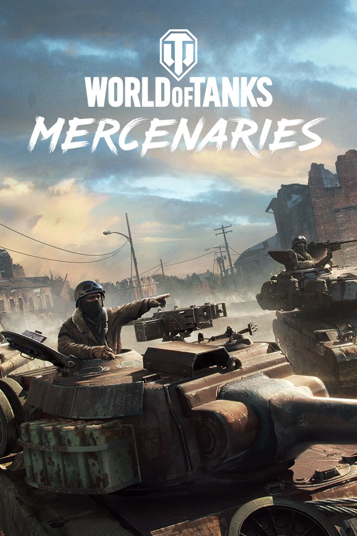Get World of Tanks: Mercenaries - Microsoft Store