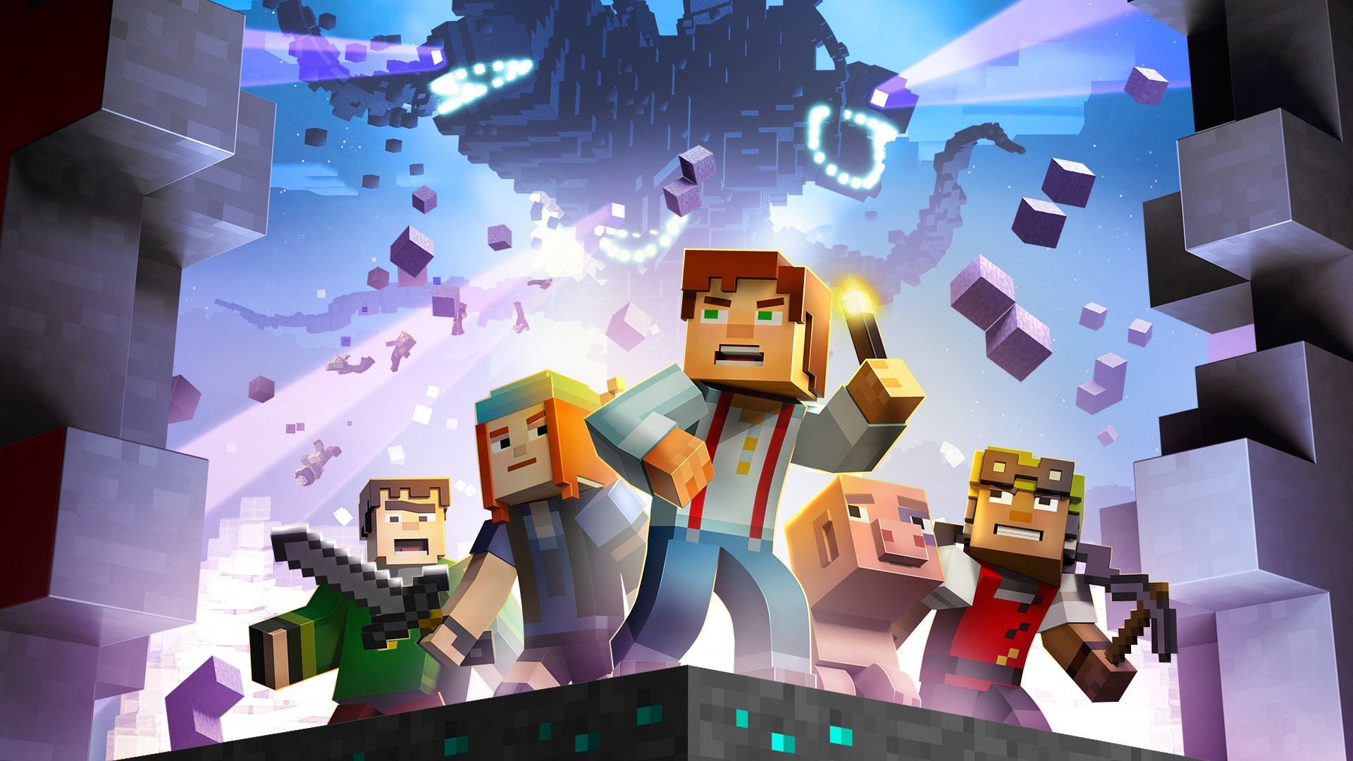 Minecraft: Story Mode - Season Pass (Episodes 2-5)
