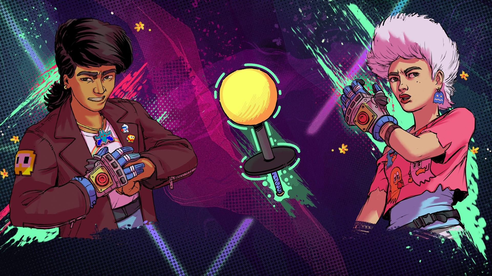 RAD - Arcade Style Pack