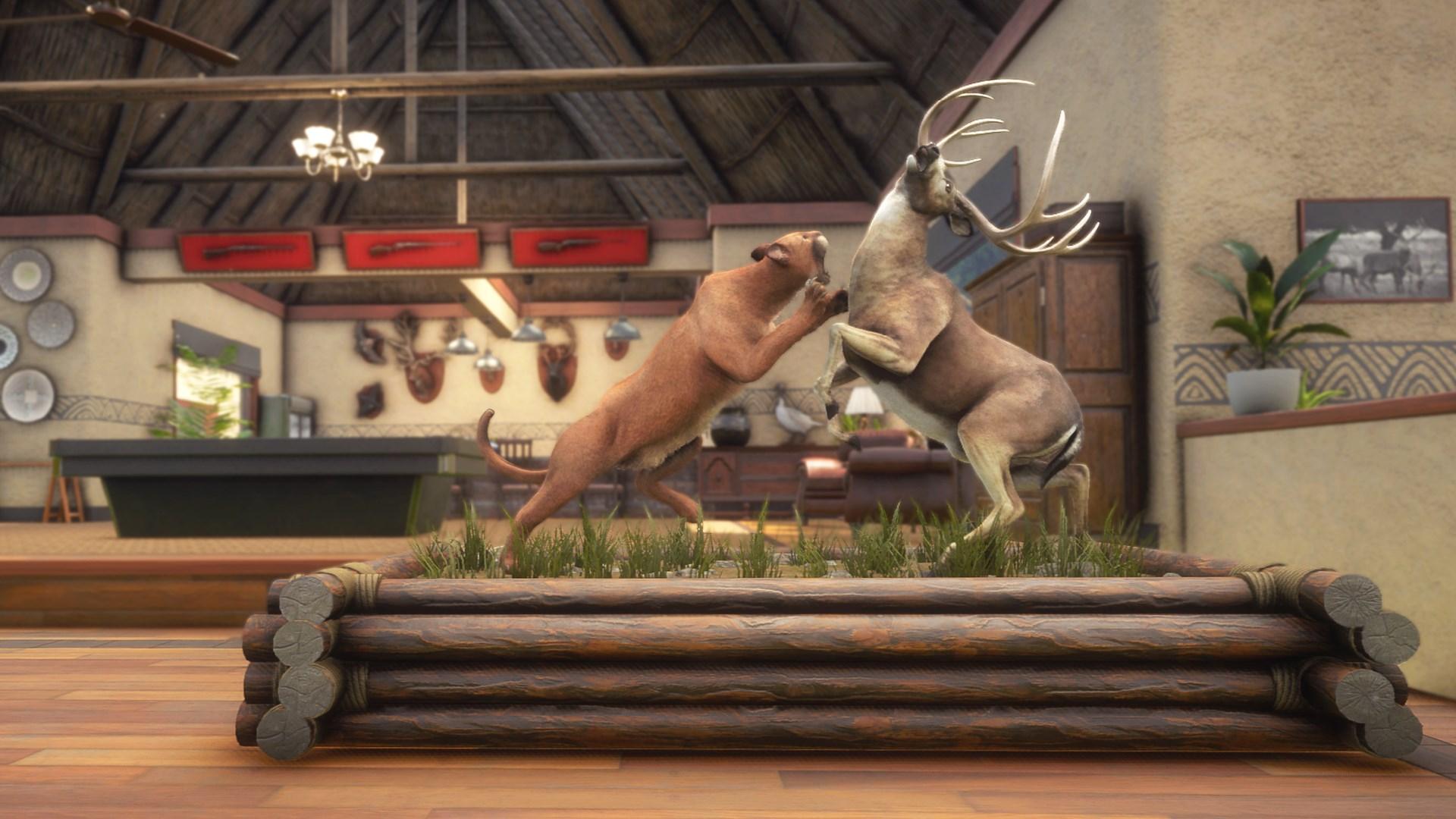 theHunter: Call of the Wild™ - Saseka Safari Trophy Lodge