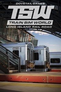 Carátula para el juego Train Sim World: Long Island Rail Road de Xbox 360