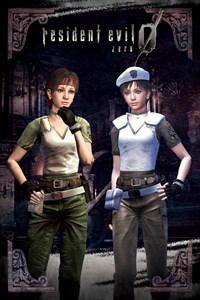 Resident Evil 0 Pacote de Roupas 4