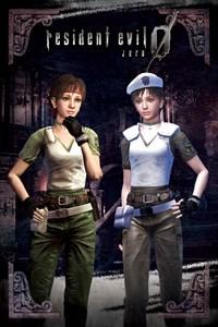 Набор костюмов 4 для Resident Evil 0