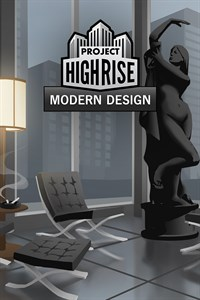 Carátula del juego Project Highrise: Architect's Edition - Modern Design