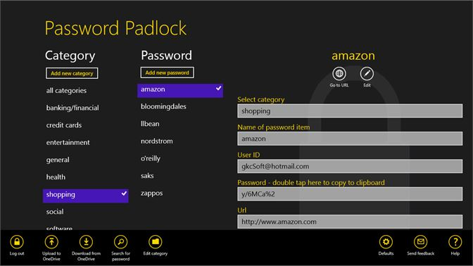 password padlock を入手 microsoft store ja jp