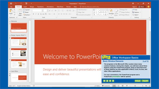 Buy Professor Teaches PowerPoint 2016 - Microsoft Store