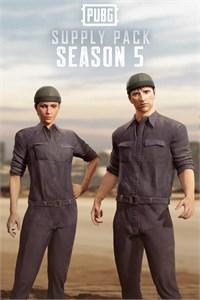 PUBG - Supply Pack : Season 5