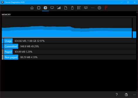 Device Diagnostics HUB Screenshots 2