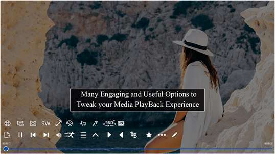 Free Movie Video Player & Media Player For Cloud - Play DVD,Blu Ray screenshot 5