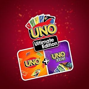 UNO Ultimate Edition: UNO + UNO Flip! Xbox One