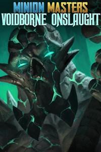 Carátula para el juego Voidborne Onslaught de Xbox 360
