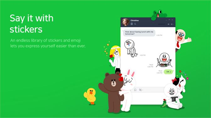Get LINE - Microsoft Store