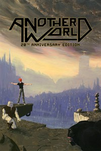 Carátula del juego Another World - 20th Anniversary Edition
