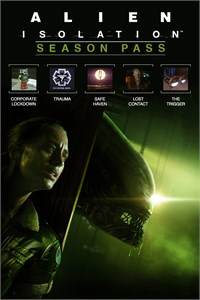 Carátula del juego Alien: Isolation Season Pass