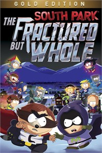 Carátula para el juego South Park: The Fractured but Whole - Gold Edition de Xbox One
