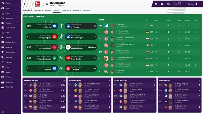 Buy Football Manager 2019 Microsoft Store