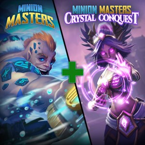 100% off Bundle: Minion Masters + Crystal Conquest DLC Xbox One