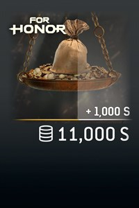 FOR HONOR™ 11 000 ед. Стали