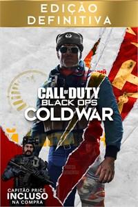 Call of Duty: Black Ops Cold War - Edição Definitiva