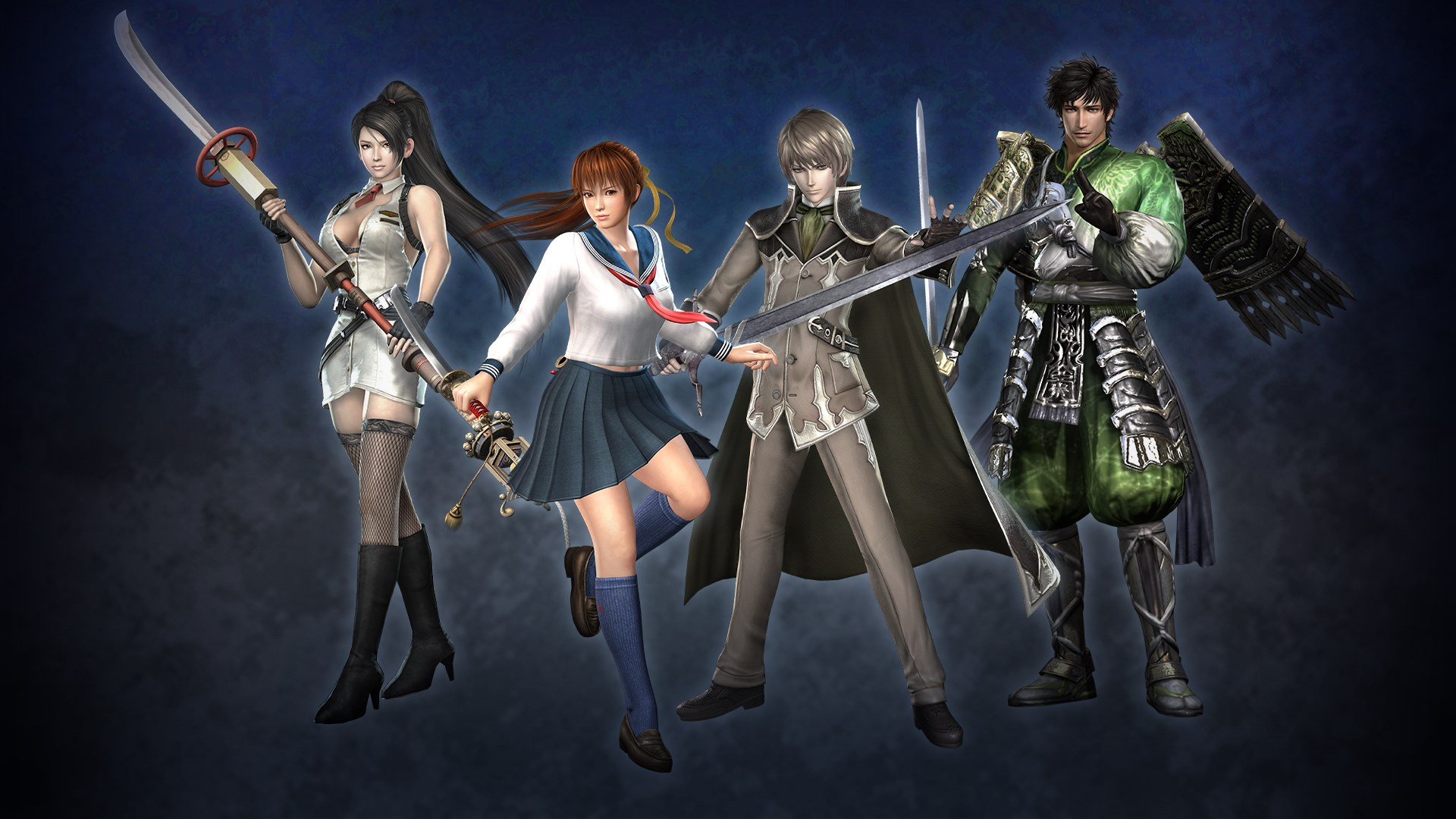WARRIORS OROCHI 3 Ultimate SPECIAL COSTUME 1