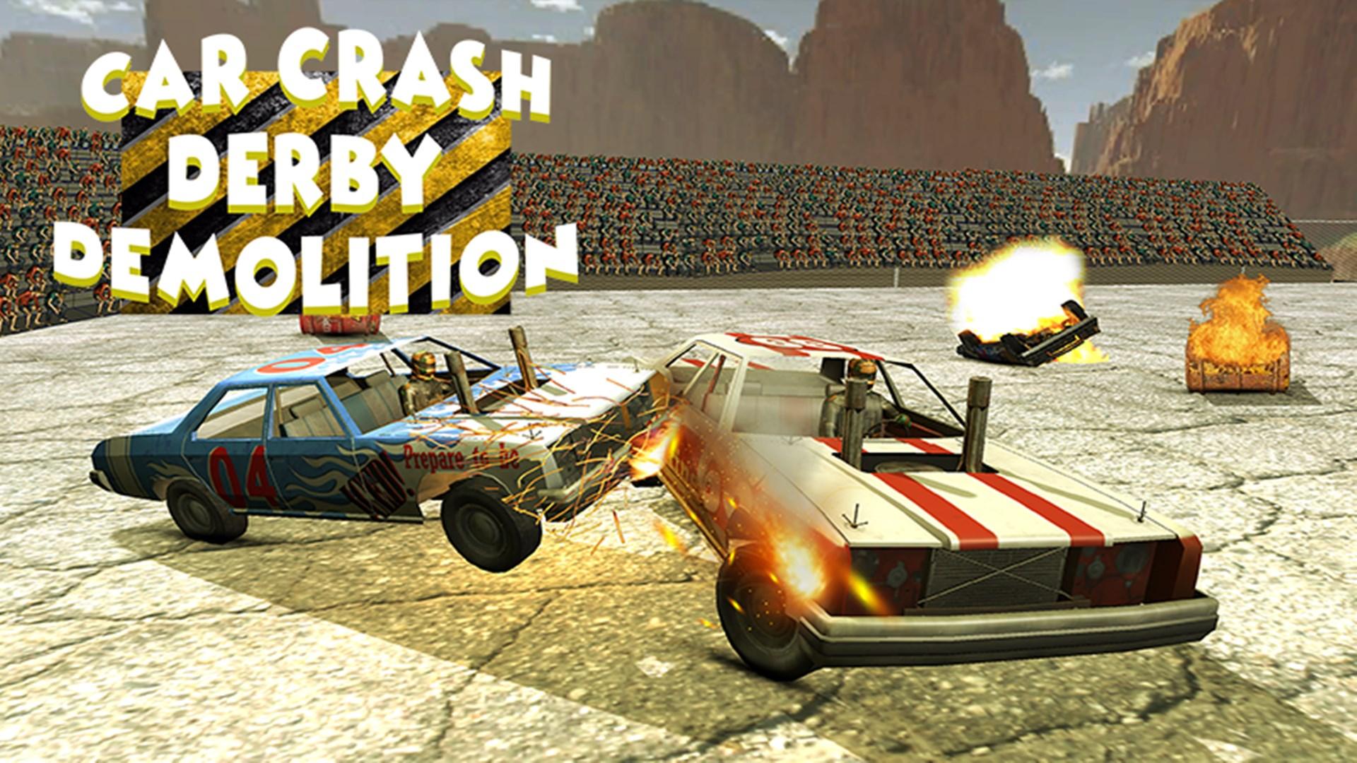 Get Car Crash Derby Demolition Microsoft Store