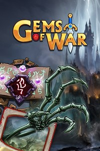 Carátula del juego Gems of War – Withering Touch Bundle