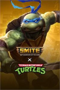 SMITE x TMNT Starter Pass