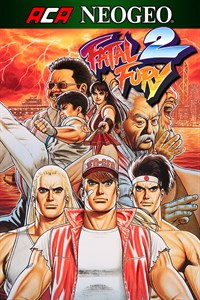ACA NEOGEO FATAL FURY 2 for Windows