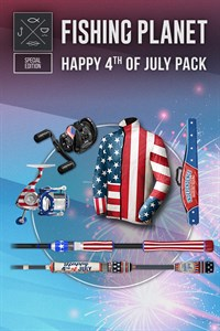 Fishing Planet: Happy 4th of July Pack