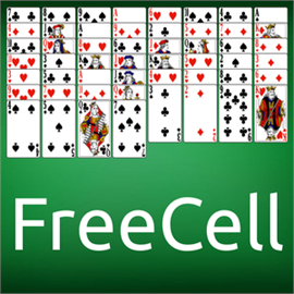 Free Cell Solitaire Online