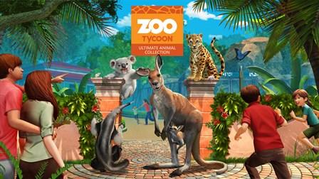 Buy Zoo Tycoon: Ultimate Animal Collection - Microsoft Store