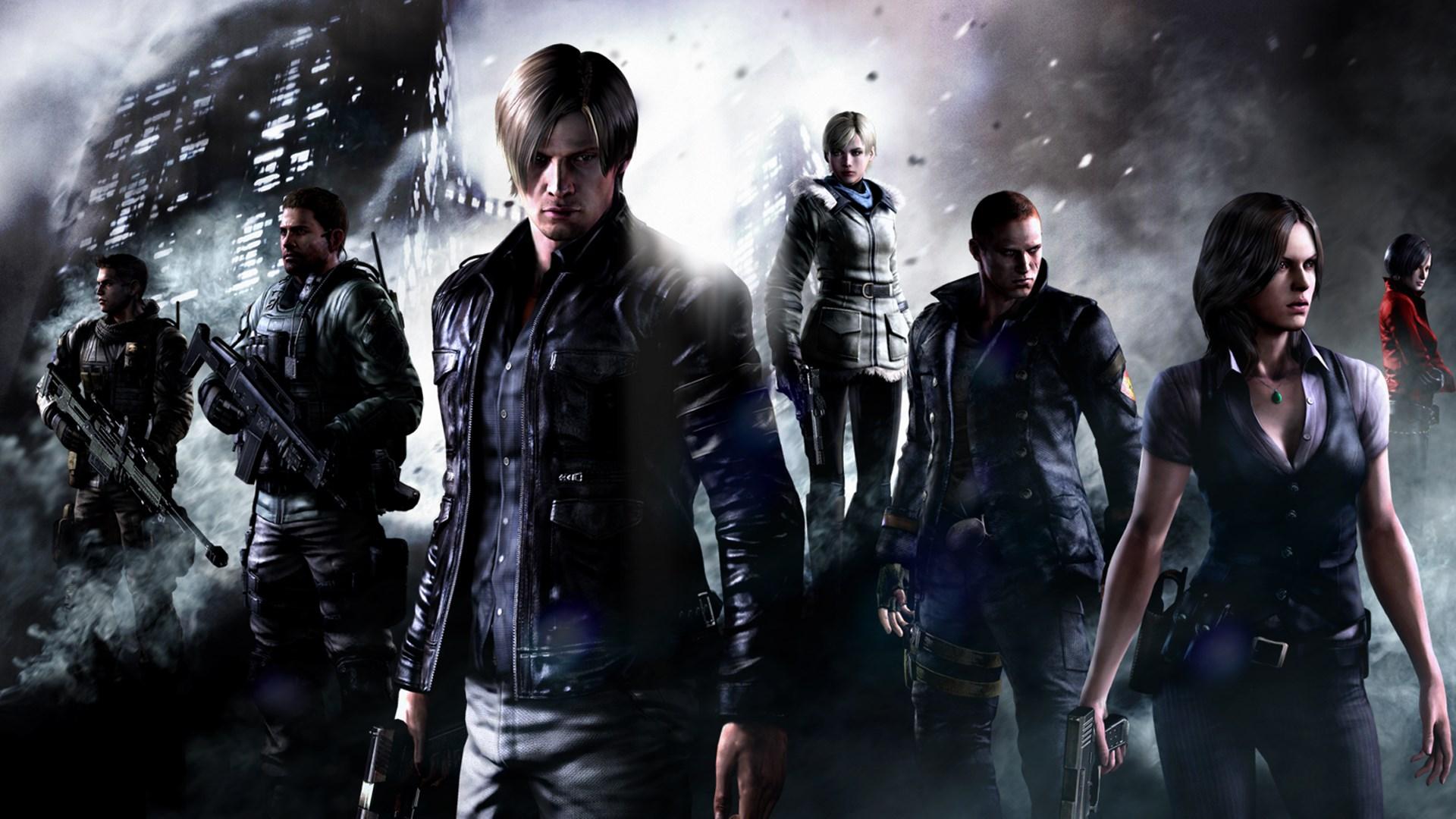 Buy Resident Evil 6 Microsoft Store