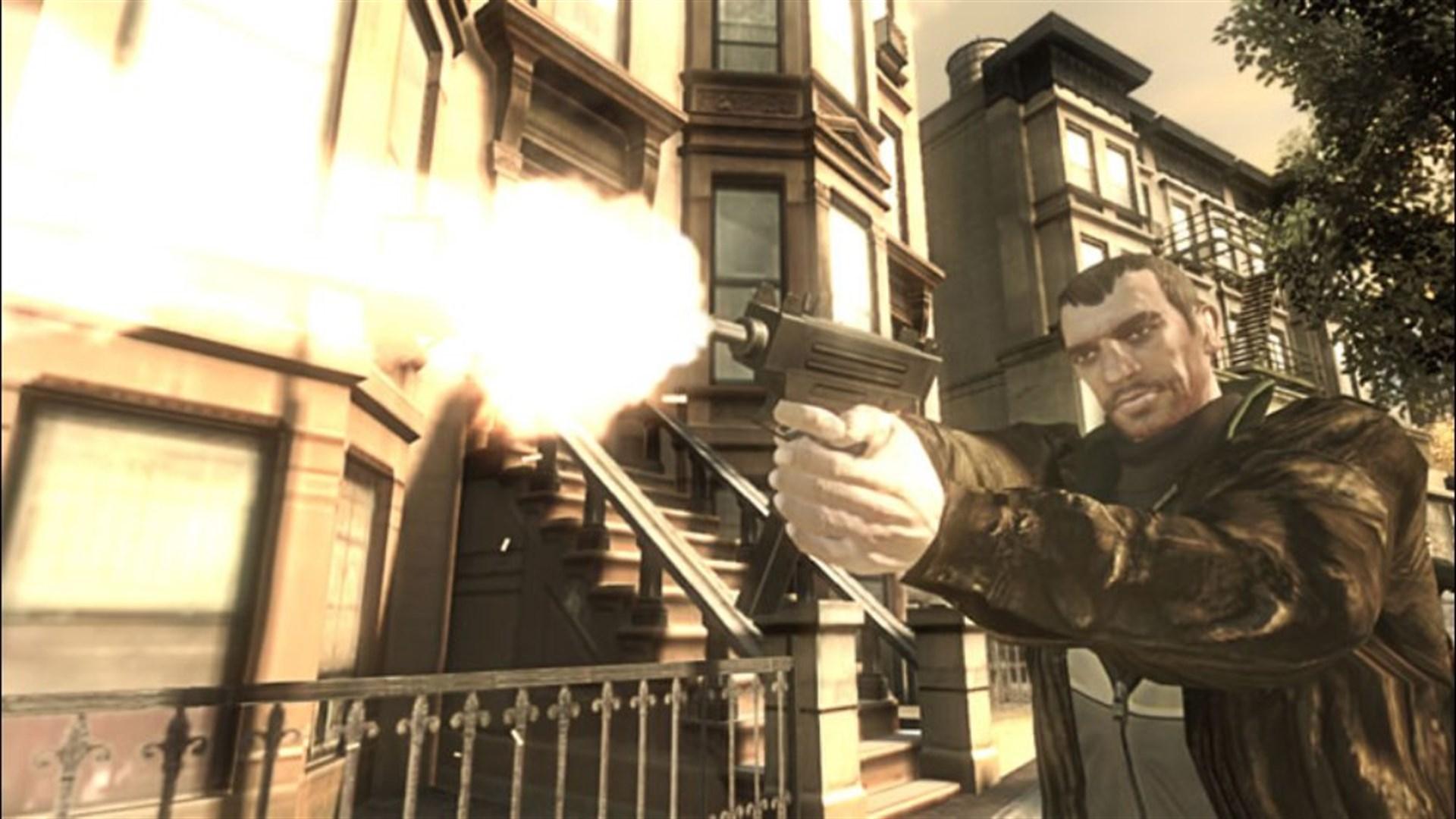 Скриншот №16 к Grand Theft Auto IV