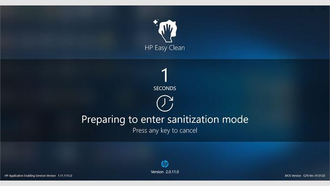 Get HP Easy Clean - Microsoft Store
