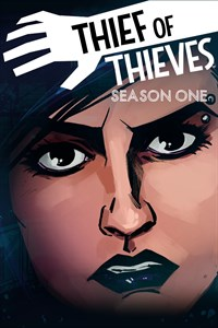 Carátula para el juego Thief of Thieves: Season One de Xbox 360