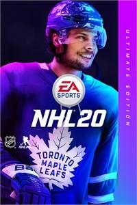 Carátula para el juego NHL 20 Ultimate Edition Pre-order de Xbox 360