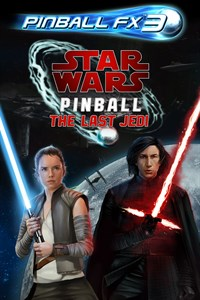 Carátula del juego Pinball FX3 - Star Wars Pinball: The Last Jedi