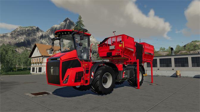 Get Farming Simulator 19 - HOLMER Terra Variant DLC