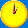 Penteract Taskbar Analog Clock