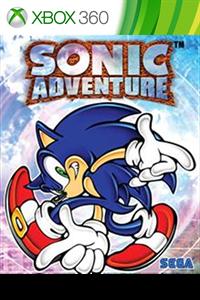 Carátula para el juego Sonic Adventure de Xbox 360
