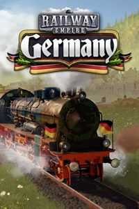Carátula del juego Railway Empire - Germany