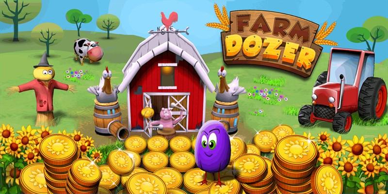 Get Farm Dozer: Coin Carnival - Microsoft Store