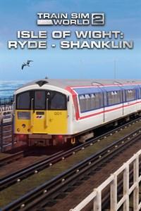Carátula del juego Trains Sim World 2: Isle Of Wight: Ryde - Shanklin