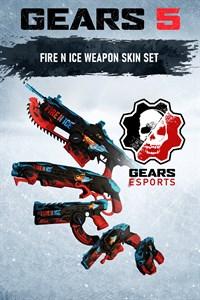 Fire N Ice Loadout Set