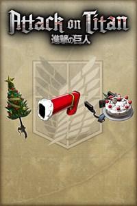"""Weapon """"Christmas"""""""