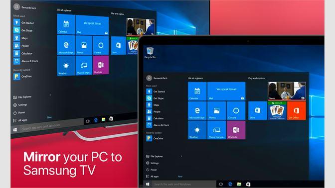 Buy Screen Mirror to Samsung TV - Microsoft Store en-NZ