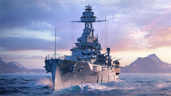 Buy World of Warships: Legends  Ultimate Texas - Microsoft Store