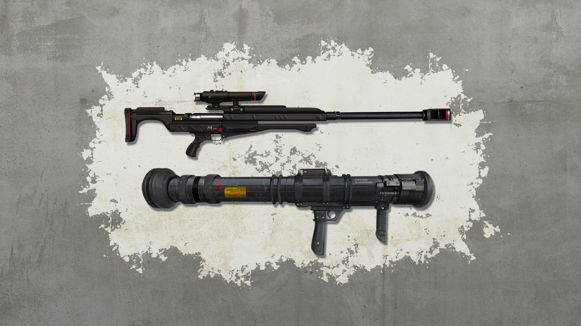 Explosive Weapon -paketti