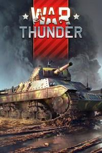 Carátula del juego War Thunder - P40 'Leoncello' Pack