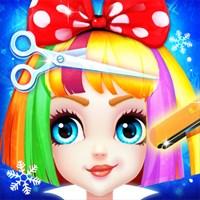 Get Hair Salon Games Ice Princess Microsoft Store